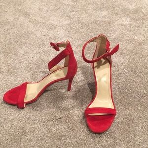 Marc fisher ankle strap heel